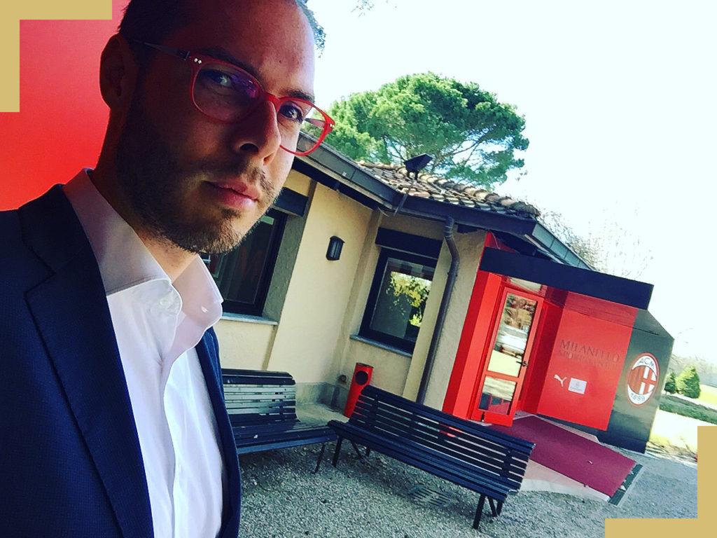 Luca Rosia, Direttore Responsabile di Daily Milan