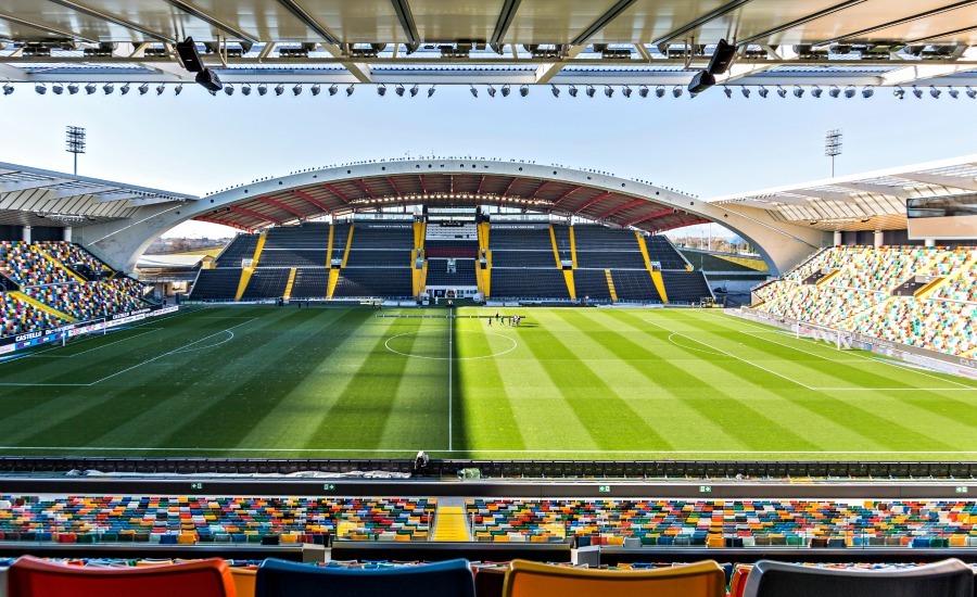 Dacia Arena, Udine, Udinese-Milan