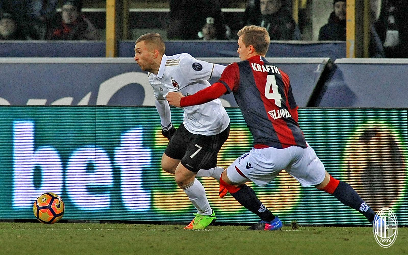Deulofeu Bologna-Milan
