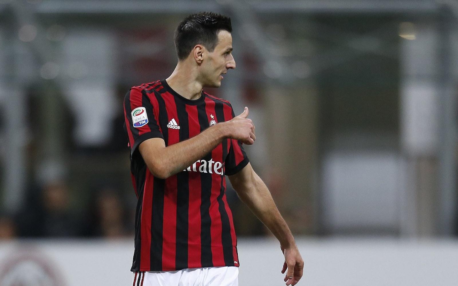 Kalinic Fonte: AC Milan