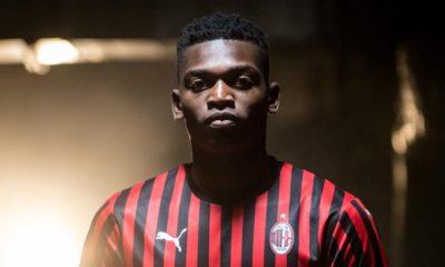 Rafael Leao è un giocatore del Milan.