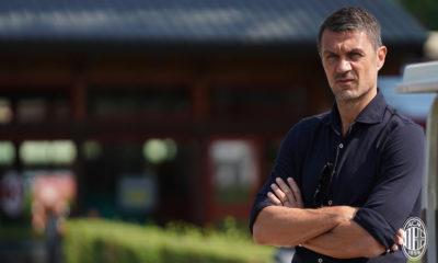 Paolo Maldini. Fonte: acmilan.com