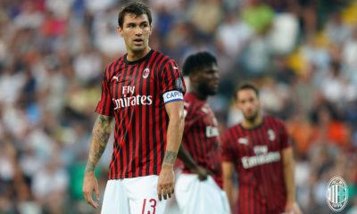 Alessio Romagnoli. Fonte: acmilan.com