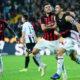 Novembre 2018: il Milan supera l'Udinese in trasferta grazie a un gol di Romagnoli. Fonte: acmilan.com