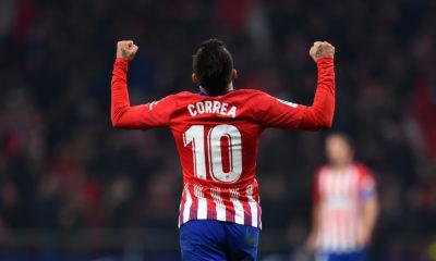 Angel Correa è l'obiettivo numero uno del Milan per rinforzare l'attacco.