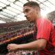 Bennacer alla sua prima a San Siro con la maglia del Milan. Fonte: acmilan.com