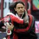 Seedorf e Inzaghi, due leggende della storia del Milan.