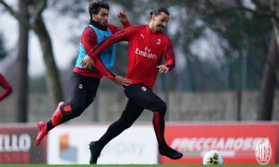 Ibrahimovic gol Milan