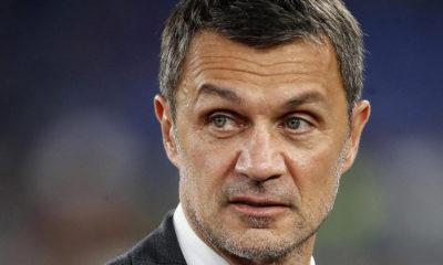 Maldini Milan addio