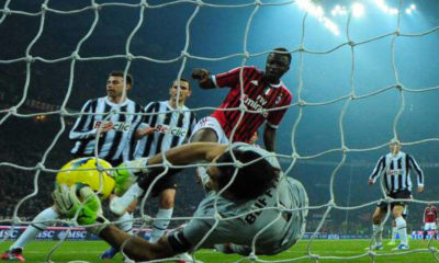 Muntari gol Milan-Juventus