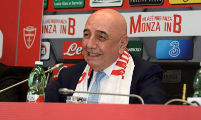 Galliani Monza in B