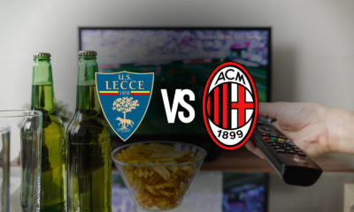 Streaming Lecce Milan