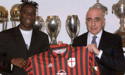 Taribo West Milan